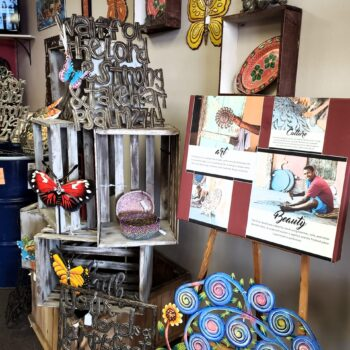 fairtrade jewelry, fairtrade clothing, fairtrade decor