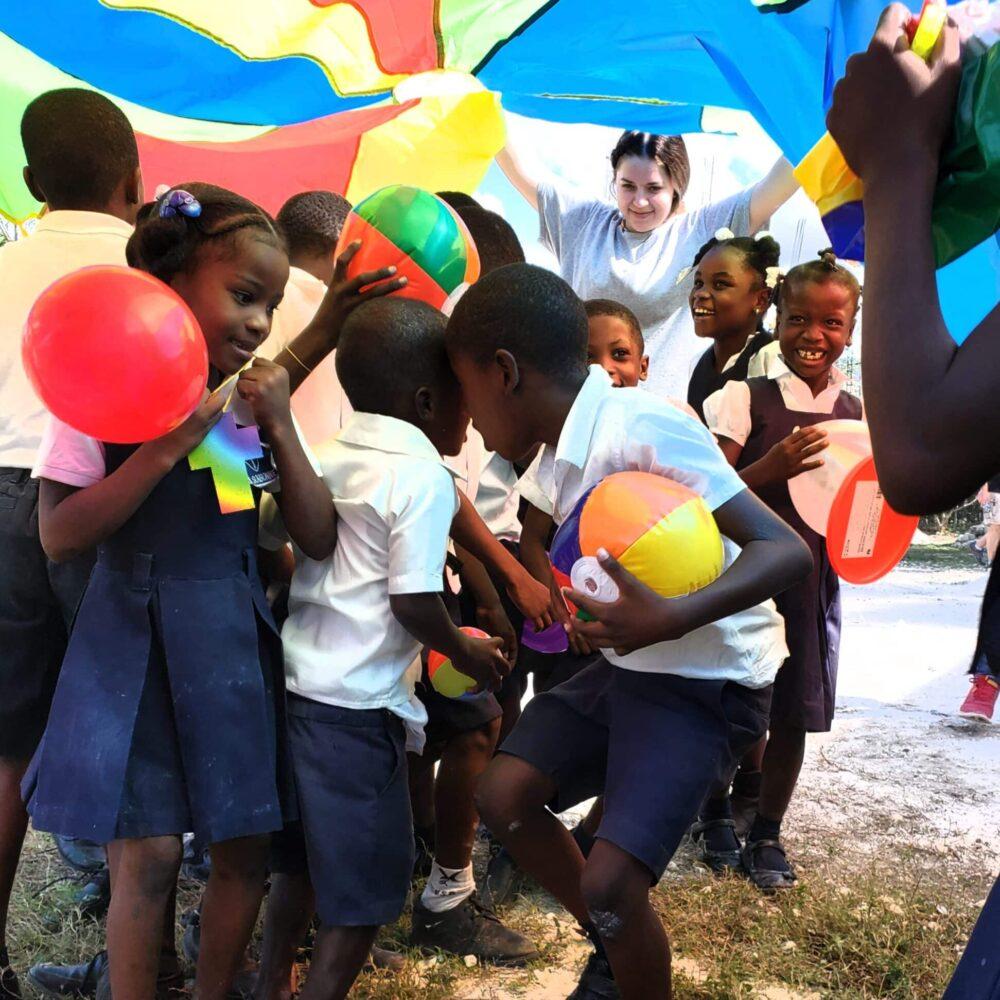 haitian education missions, haitian school building, haitian education building