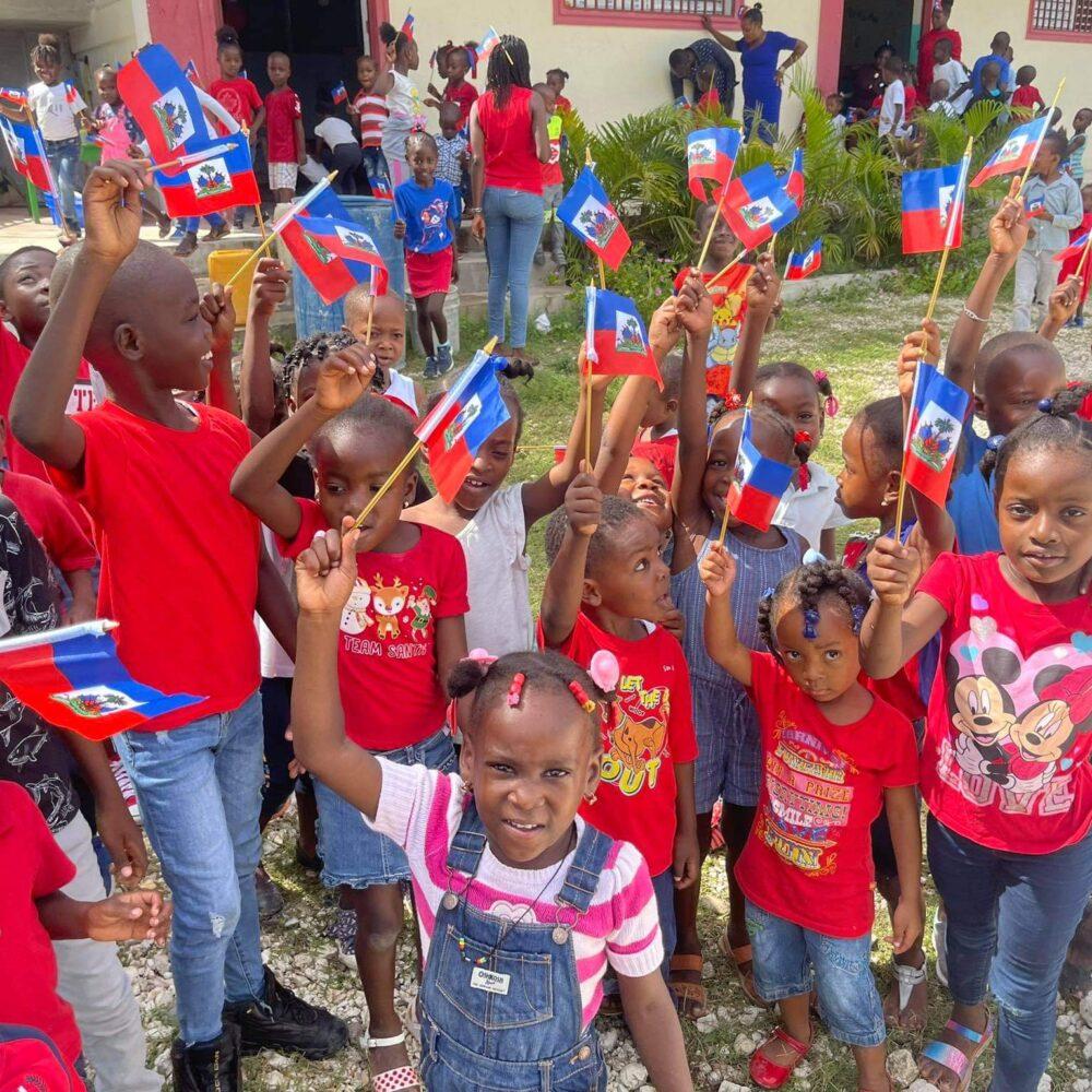 build a school in haiti, support haitian missions, support a school in haiti