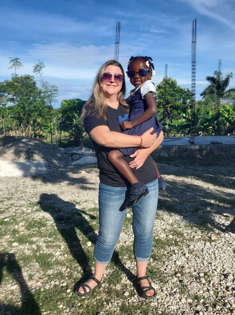 support children in haiti, support educators in haiti, missions to haiti